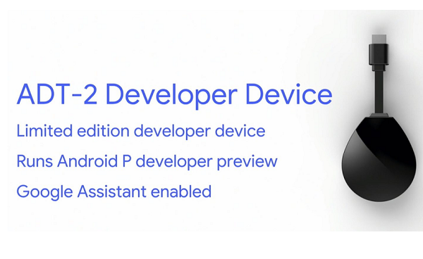 Google announces ADT-2 dongle for Android TV developers - DWN